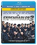 The Expendables 3 [Blu-ray + DVD + Digital HD]
