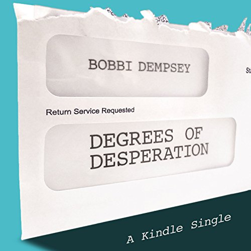 Degrees of Desperation audiobook cover art