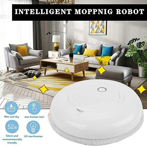 New yerflew Intelligent Mini Home Automatic Mopping Vacuuming Robot Floor Cleaning Robot Handheld Va...