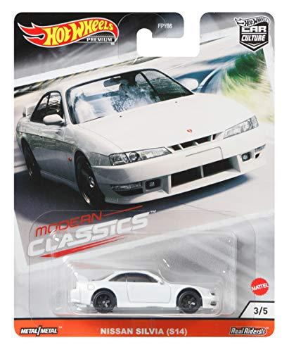 Hot Wheels Nissan Silvia S14 Vehicle