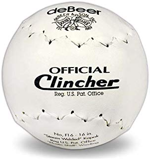 deBeer Rawlings Sporting Goods F16 Official Clincher Softball 16""