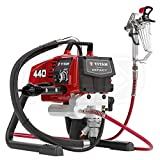 Titan 440 Impact 3300 PSI .54 GPM Electric Airless Sprayer Skid w/Gun,...