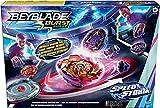 Beyblade-F0578EU4 Bey Blade SPS Motor Strike Battle Set, Multicolor (Hasbro 36304626)
