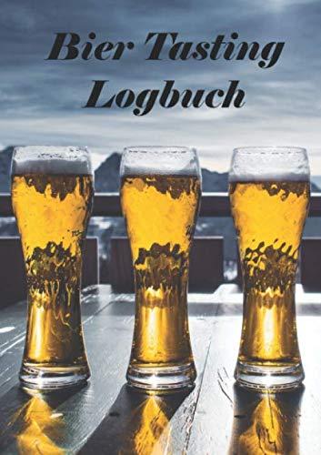 Bier Tasting Logbuch: ein kleines Notizbuch für jeden Liebhaber des Gerstensafts; N°3