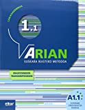 Arian A1.1. Lan-koadernoa: (+erantzunak)