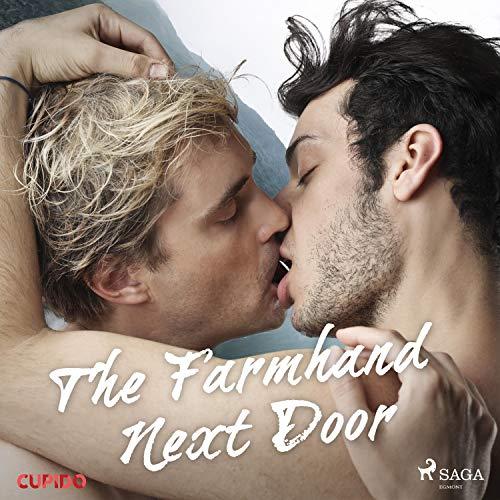 The Farmhand Next Door audiobook cover art