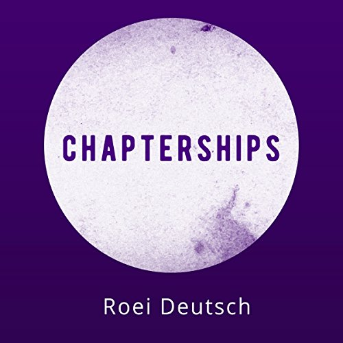 Chapterships audiobook cover art