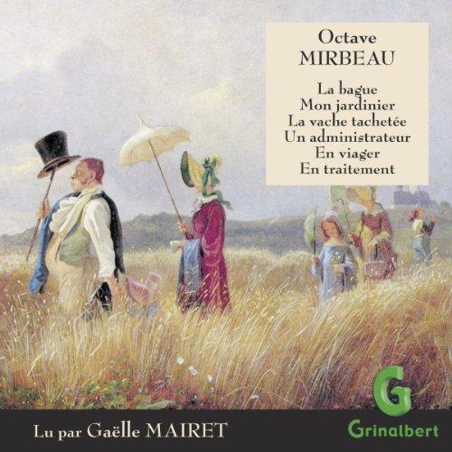 La Vache tachetée audiobook cover art
