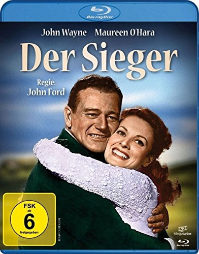 Der Sieger (John Wayne) [Blu-ray]