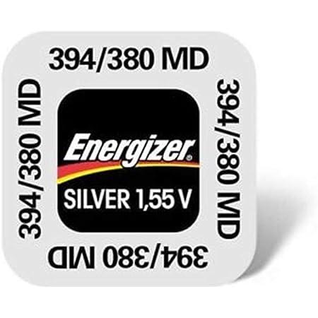 Energizer 394 380 SR45 SR 936 SW - Pile per orologio