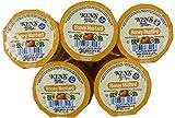 Ken's Steakhouse Honey Mustard Dressing 1.5 oz Dip Cups (Pack of 25)