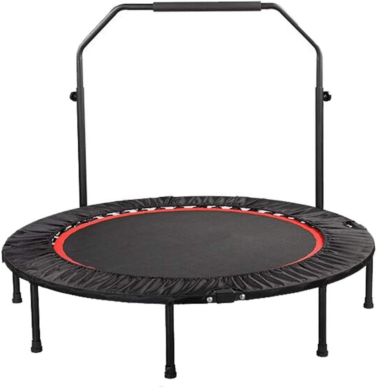 Fitness-Trampolin HUO Indoor Trampolin Faltbar Klappbare Trampolin Für Kinder Erwachsene Indoor Jumping Workout Für Anfnger