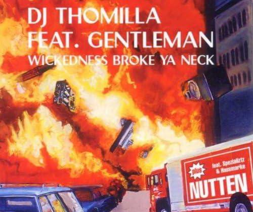 DJ Thomilla feat. Gentleman