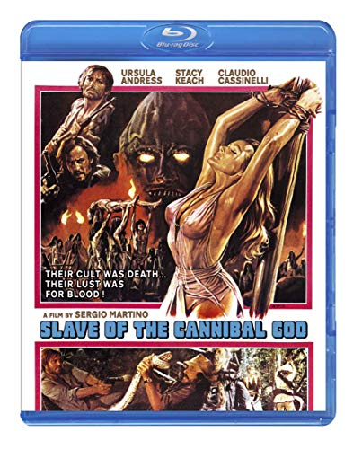 Slave of the Cannibal God (Special Edition) AKA Mountain of the Cannibal God / La montagna del dio cannibale [Blu-ray]