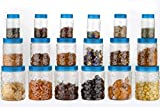 JD Brand Kitchen Storage & Containers - Good Grips 18-pcs Airtight Round Canister