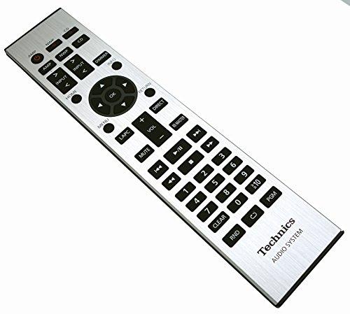 Technics N2QAYA000096 Audio System Original-Fernbedienung für C700-Highend Serie SU-C700 und ST-C700