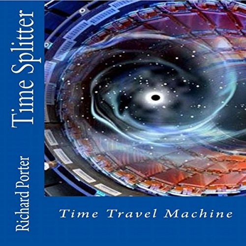 Time Splitter audiobook cover art