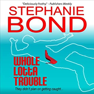 Whole Lotta Trouble cover art