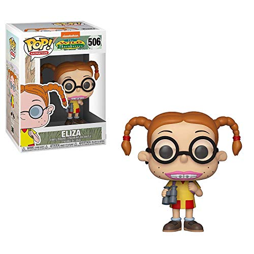Funko Pop The Wild Thornberrys Elisa Eliza, Multicolor (35576)