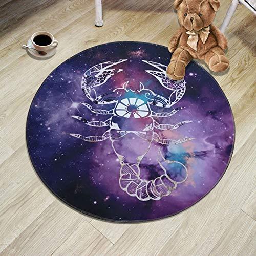 ZXMDP deurmat voor slaapkamer, 2 Constellation Rotonda Carpet