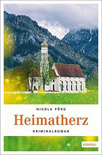Heimatherz: Kriminalroman