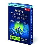 Acronis Cyber Protect Home Office (antes Acronis True Image)   Essentials   3 PC/Mac   Ciberprotección personal   copia de seguridad local, antirransomware   1 año