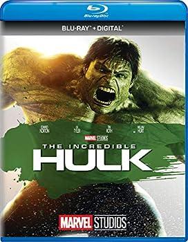 Incredible Hulk Blu-ray