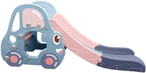 Toboggans pour Enfants Toboggans pour Enfants Petits toboggans pour la Maison (Couleur   bleu, Taille   180  40  80cm)