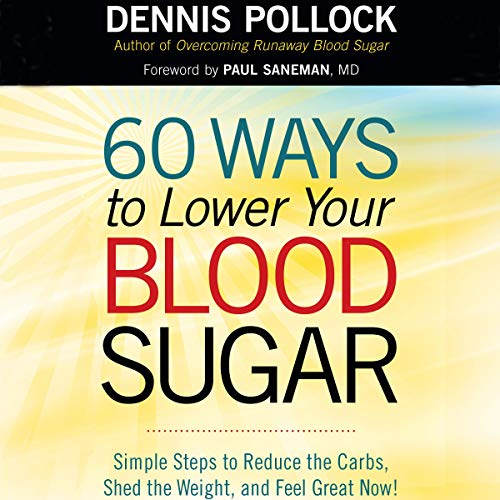 60 Ways to Lower Your Blood Sugar cover art