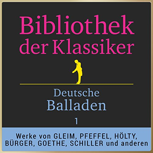 Deutsche Balladen, Teil 1 cover art