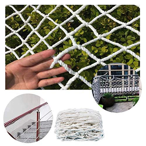 WWWANG - Volleyball-Netzgarnituren in 5cm Mesh/5mm Rope Thick, Größe 4X5M