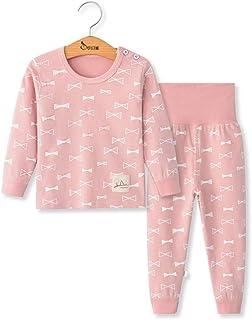 910cbe272a8a3 DOTBUY Ensemble de Pyjama Bébé Enfants Filles Garçons Pyjamas Set
