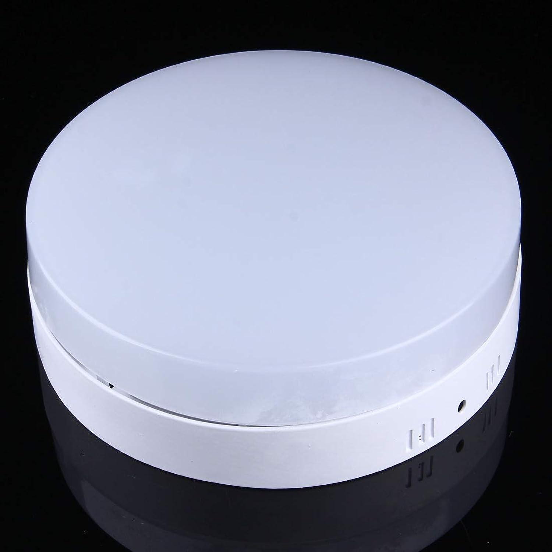 Ouyingmatealliance LED Light LED-Licht 18W rundes warmes weies LED-Deckenverkleidungs-Licht, 1600 LM 3000K flaches Licht, Wechselstrom 85-265V (Farbe   Farbe1)