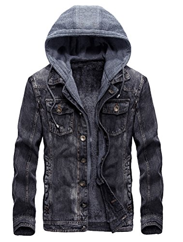 Zara Mens Denim Jackets