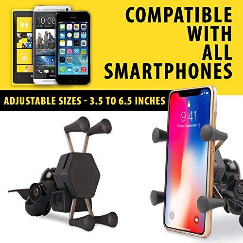 Best mobile holder for activa