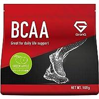 GronG(グロング) BCAA 必須アミノ酸 グリーンアップル風味 500g