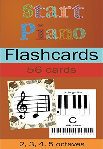 Learn music notes Flashcards Start piano