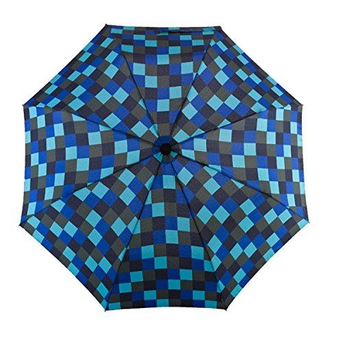 EuroSCHIRM Light Trek Automatic Umbrella (Silver)