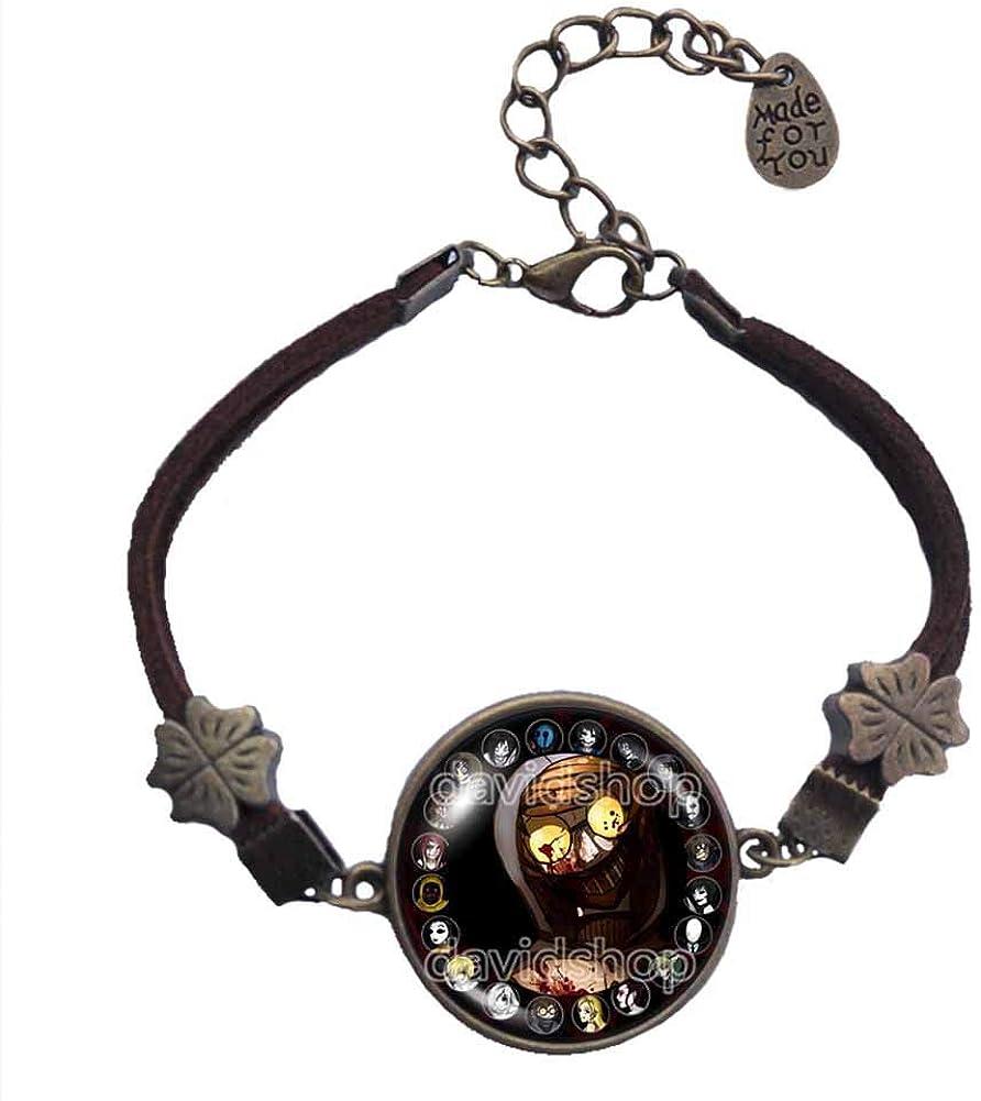 Creepypasta Ticci Toby Bracelet Fashion Jewelry CREEPY PASTA Cosplay