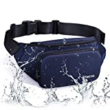 <span class='highlight'><span class='highlight'>FREETOO</span></span> Fanny Pack Waist Pack for Men Women, Waist Bag with Large Capacity, Bum Bag for Phones,Tablets Up to 7.9'',Suitable for Working,Walking,Traveling,Daily Use