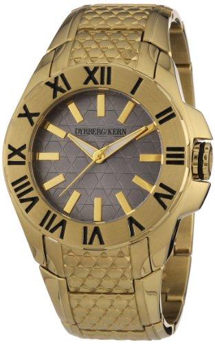 Dyrberg/Kern Damen-Armbanduhr Formula SM 1G6 Analog Messing 328005