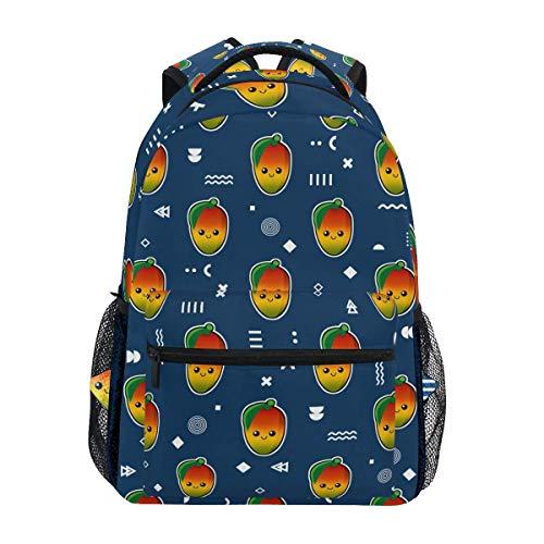 Stilvoll Mango Rucksack-Leichte School College Reisetaschen 16 X 11,5 X 8 Zoll