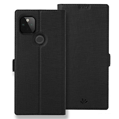 Simicoo Google Pixel 4A 5G Flip Leather Wallet...