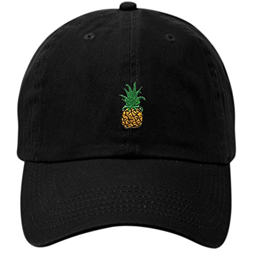 Miedhki Pineapple Dad Hat Baseball Cap Polo Style Unconstructed Fashion13