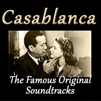 "Casablanca (feat. , Ingrid Bergman, Humphrey Bogart, Claude Rains, Conrad Veidit, Dooley Wilson, Paul Henreid) [The Famous Original Soundtracks, Original Soundtrack from  ""Casablanca""*]"