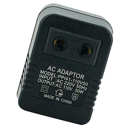MagiDeal Transformador de Voltaje de Viaje Convertidor de Productos Eléctricos Accesorios -...