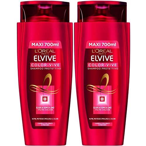 L'Oréal Paris Shampoo Protettivo Elvive...