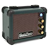 SubZero Micro-Ampli pour Ukulele Vert Vintage