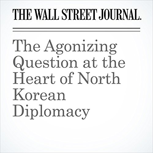 The Agonizing Question at the Heart of North Korean Diplomacy audiobook cover art
