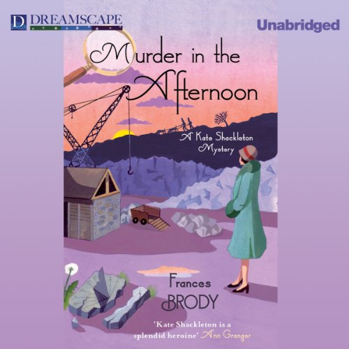 Murder in the Afternoon audiobook cover art
